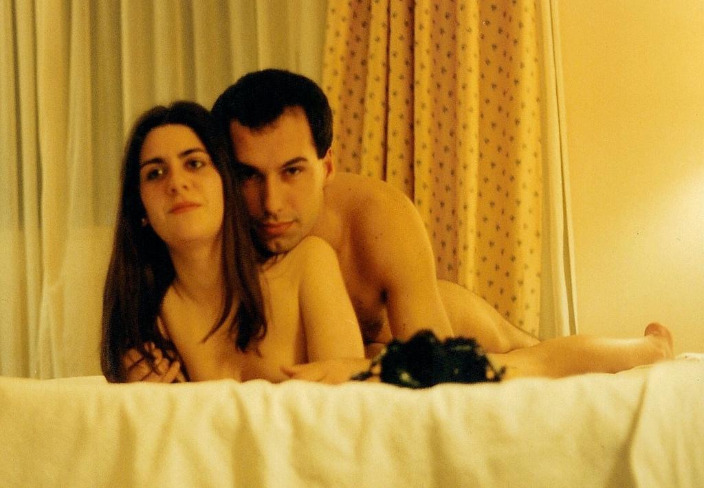 Секс с дамой в жизни