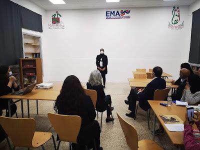 افتتاح قاعة متعددة الاختصاصات بمديرية أنفا