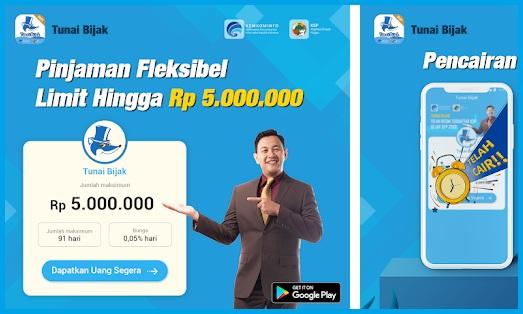 Tunai Bijak Apk Pinjaman Online