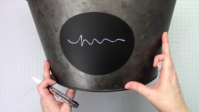chalkboard vinyl, DIY vinyl, tips and tricks, Silhouette CAMEO 4, chalkboard spray paint