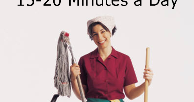 15 minutes of cleaning? - How to have a {fake} immaculate house (part 2)