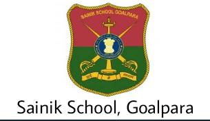 Sainik School Goalpara Recruitment 2019: TGT/Art & Craft Teacher/Ward Boy