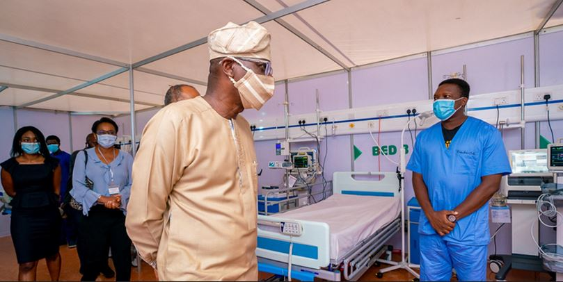 Breaking News: 48 More Patients Recover From COVID-19 In Lagos
