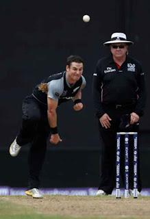 New Zealand vs Zimbabwe 9th Match ICC World T20 2010 Highlights