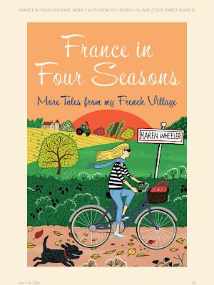 French Village Diaries book review France in Four Seasons Karen Wheeler memoir