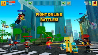 Block City Wars Apk Mod Unlimited Money