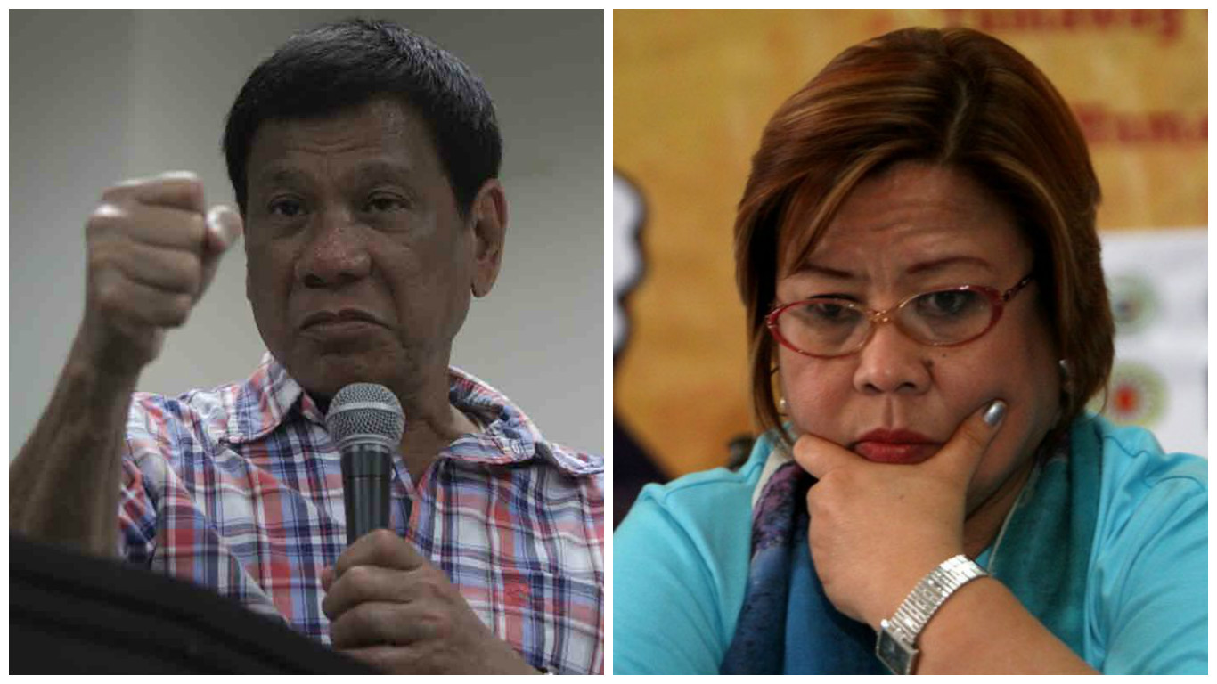 Duterte wants to turn De Lima's driver to a witness