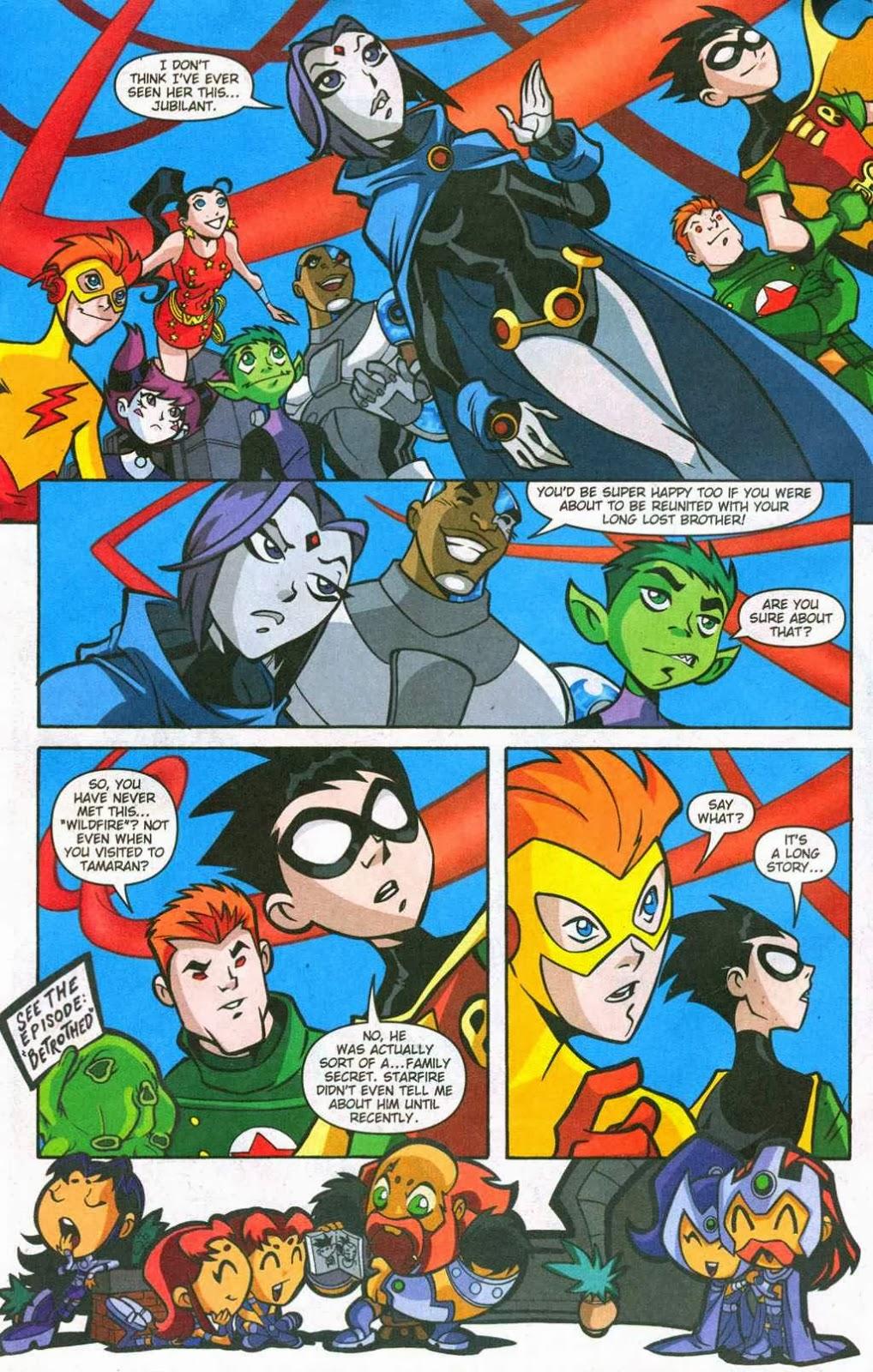 Teen Titans Go Comic Book Series Teen Titans Go Issue -4954