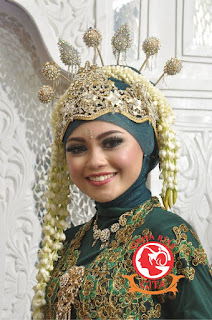 makeup pengantin sunda