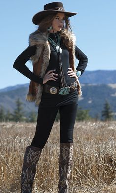 cowgirl accessories items