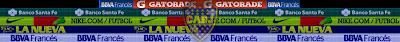 PES 6 Adboards Superliga Argentina by Alex Jovis Season 2017/2018
