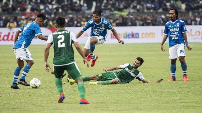 Persib Bandung Hanya Sekali Berlatih Selama Bulan Puasa 2019