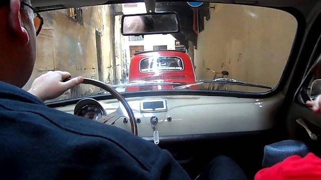 Como dirigir em Florença