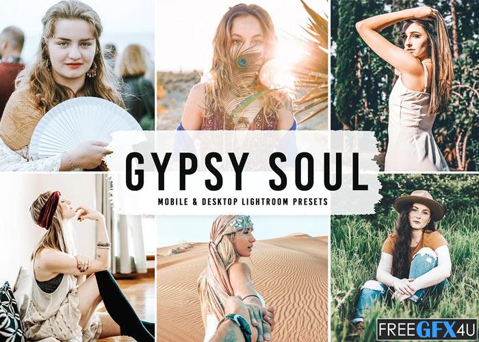 Gypsy Soul Pro Lightroom Presets
