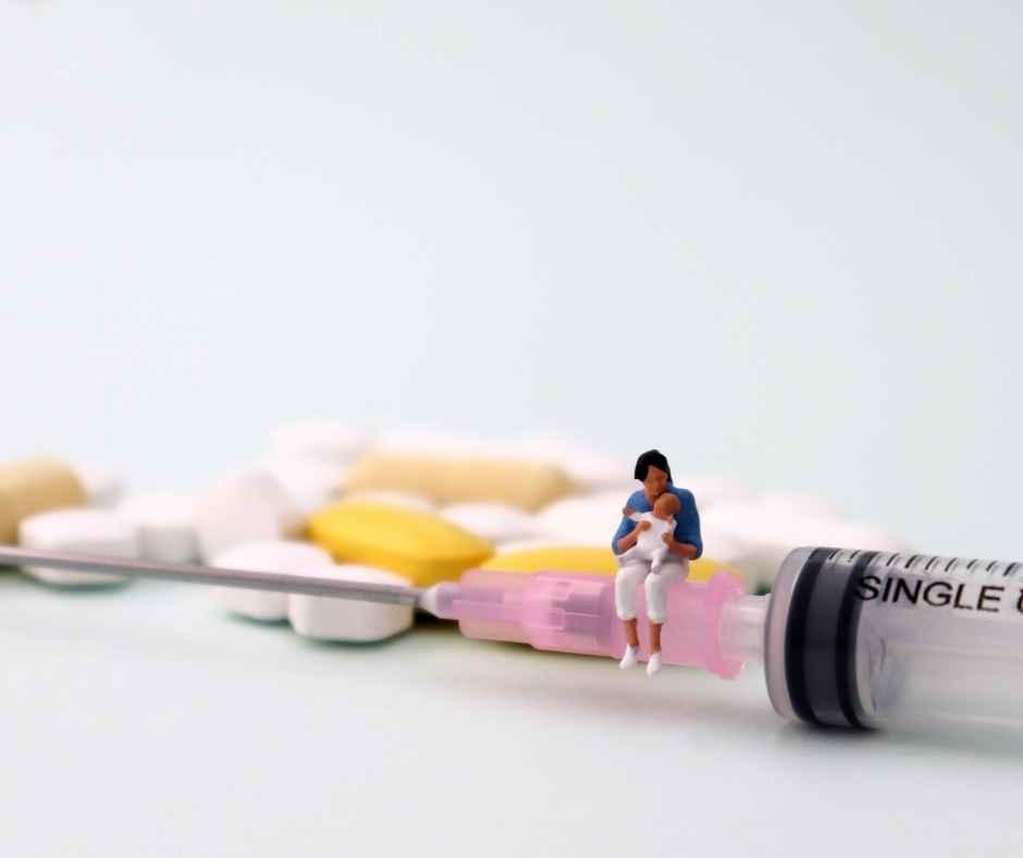 Telat Memberi Vaksin Untuk Bayi 2 Bulan Amankah?