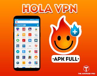 Hola VPN Proxy Plus v1.156.109 [Premium] [Latest]