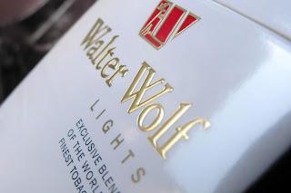 Matt Rakowski Walter Wolf Cigarettes