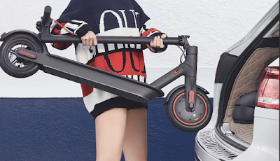 Mi Electric Scooter Pro International Version (Black)
