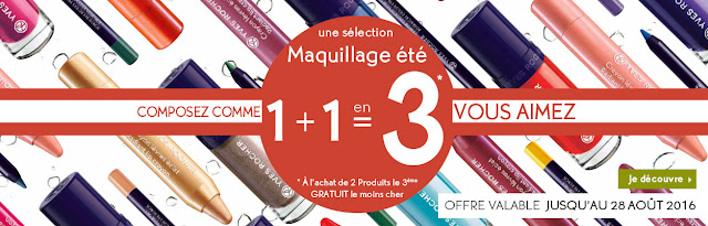 yves rocher promotion aout 2016