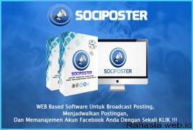 SociPoster Facebook Marketing Software
