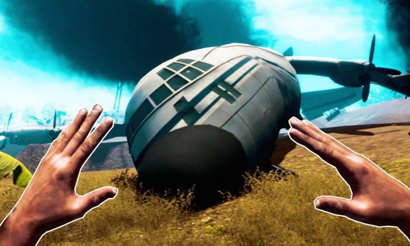 Tải game nhập vai sinh tồn VR Survival Simulator Crack