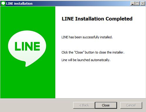 Hướng dẫn cách cài đặt LINE trên máy tính e