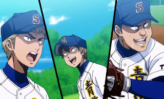 Diamond no Ace: Act II Episodio 26