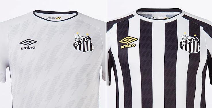 Santos 2021-22 Home, Away & Goalkeeper Kits Released - Footy ...