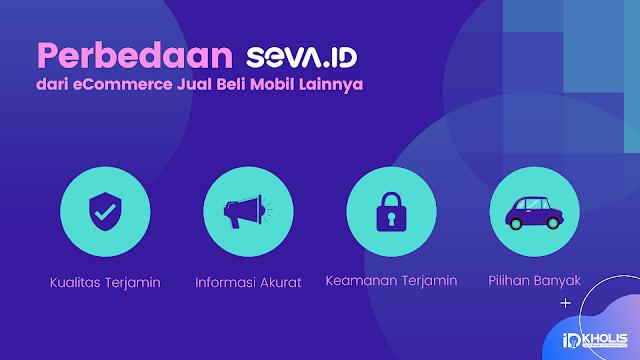 Perbedaan SEVA.ID Mobil Bekas dari E-Commerce Jual Beli Mobil Lainnya