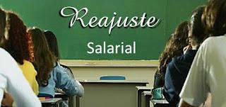 Salário dos professores de Baraúna tem reajuste de 7,65%; valor será pago este mês