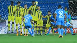 مشاهدة مباراة التعاون والباطن بث مباشر اليوم الجمعة 26-10-2018 الدوري السعودي dawriplus