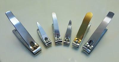 nail, nail clipper