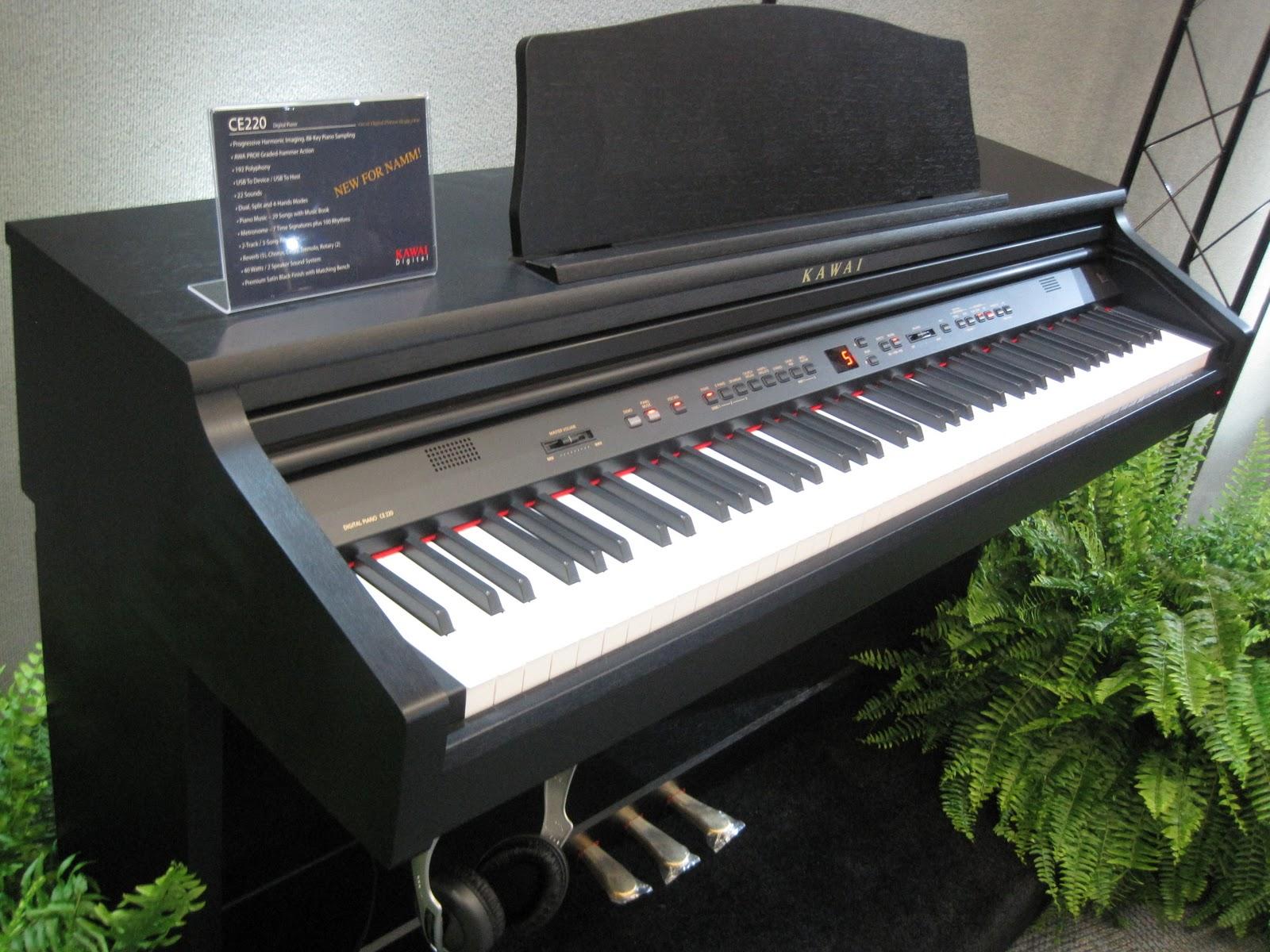 az piano reviews review yamaha clp430 clp440 clp470 clp480 clavinova digital pianos. Black Bedroom Furniture Sets. Home Design Ideas