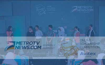 Kompetisi beasiswa online OSC METRO TV