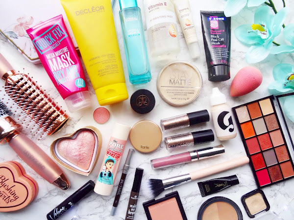 A-Z Of My Favourite Beauty Products in 2017