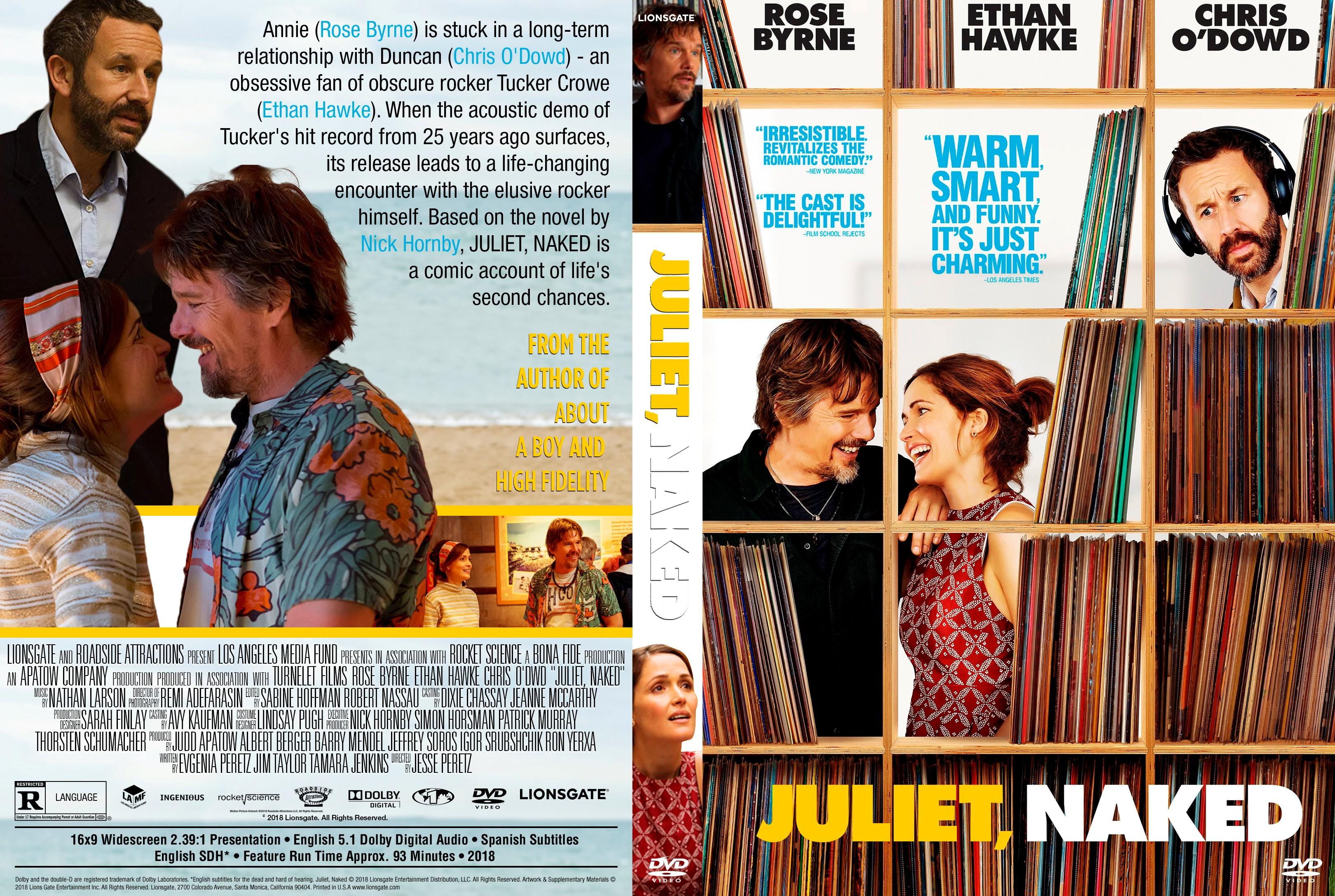 Juliet, Naked deutscher Trailer (mit Rose Byrne)