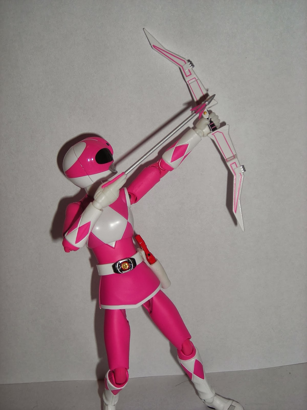 My Shiny Toy Robots: Toybox REVIEW: S H  Figuarts Ptera Ranger