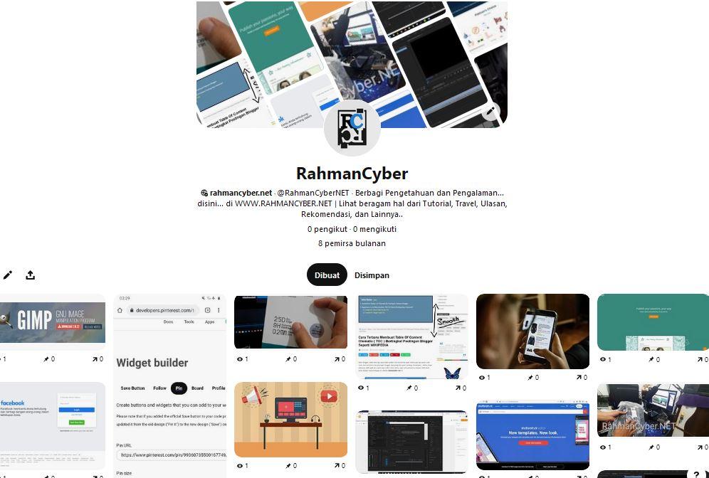 Cara Otomatis Pin Banyak Feed Blog ke Pinterest untuk Meningkatkan SEO