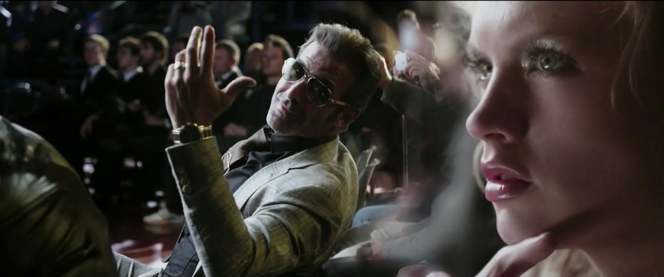 New boxing-themed Axe Bodyspray ad from French filmmaker Jean Claude Thibaut