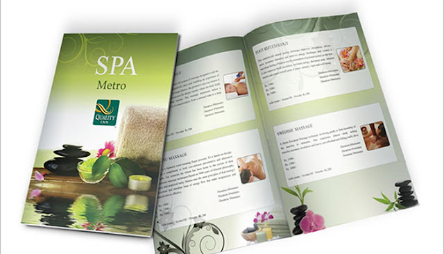 Menu Spa ấn tượng cung cấp thị trường trong nước xuất khẩu