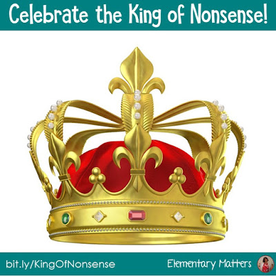 Celebrate the King of Nonsense! Ideas, books, and resources to celebrate Dr. Seuss in the classroom. It includes a nonsense word freebie!