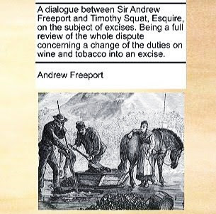 Sir Andrew Freeport, a wealthy merchant of London.
