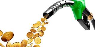 Preço médio da gasolina para consumidor final subiu pela 13ª semana seguida
