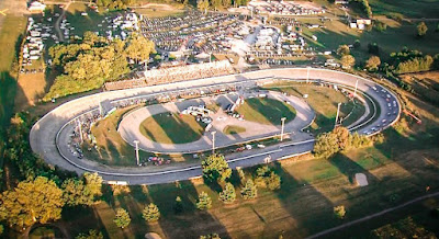 Salem Speedway - Situated in the scenic hills of southern Indiana