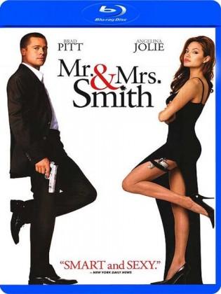 Mr. & Mrs. Smith 2005 Movie 720p BluRay DualAudio