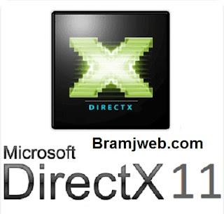 تحميل برنامج directx 11 لويندوز 7 64 بت مجانا