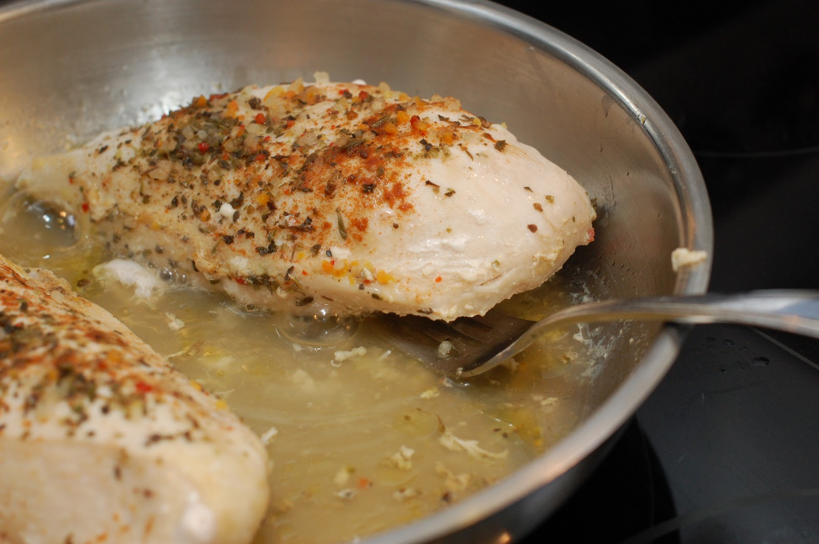 10 – Minute pan fried Greek chicken breasts – Bibby's ... |Pan Cooked Chicken