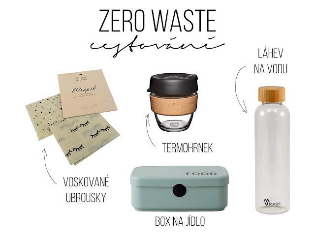 zero waste cestovani