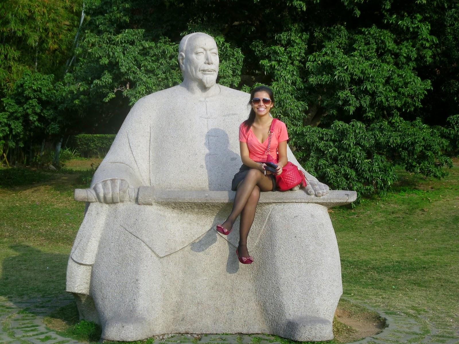 Morar na China é uma superação diária