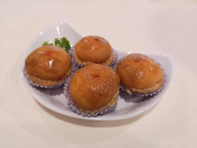 Pineapple Char Siew Tarts